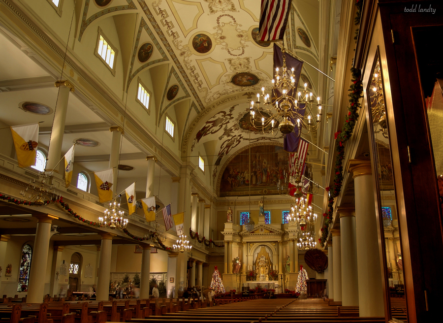 photoblog image St. Louis Cathedral - New Orleans