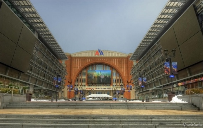 American Airlines Center - Dallas, TX
